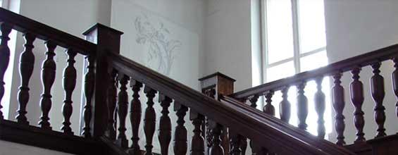 Treppen Bauer tischlerei templin gewerke treppenbauer